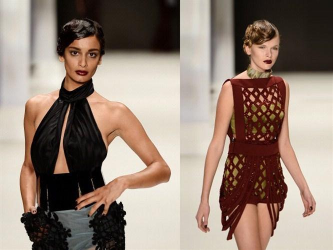 İstanbul Moda Haftası & Raisa-Vanessa defilesi