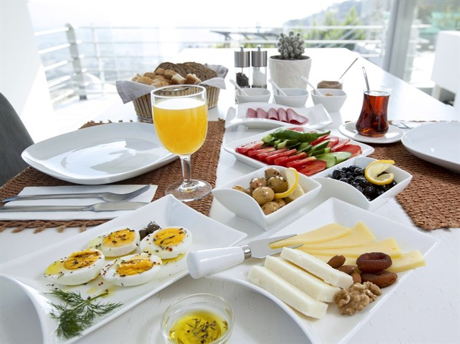 Kişiye özel diyet kahvaltı seçenekleri