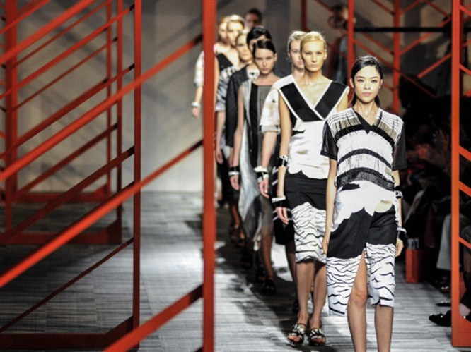 Tokyo Moda Haftası & Missoni defilesi