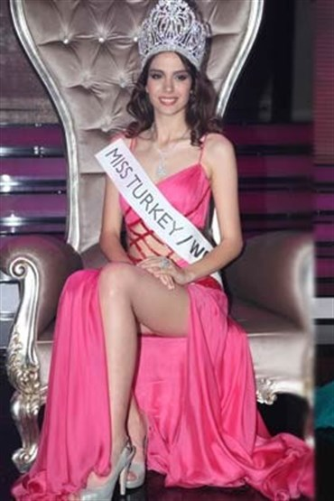 Miss Turkey 2013 seçildi