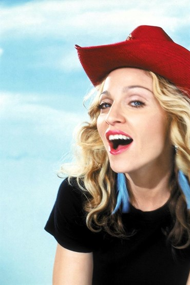 madonna country