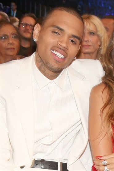 chris brown - rihanna