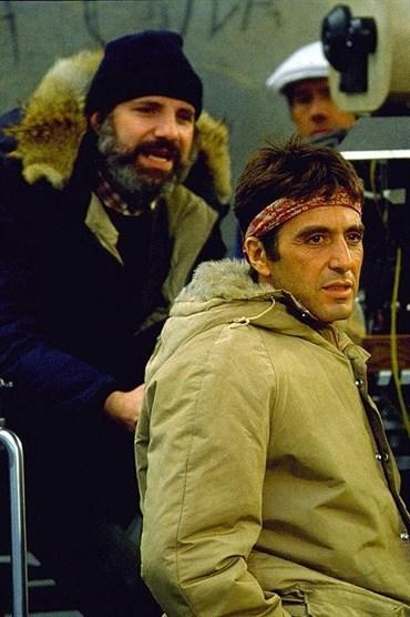 Al Pacino- Brian De Palma