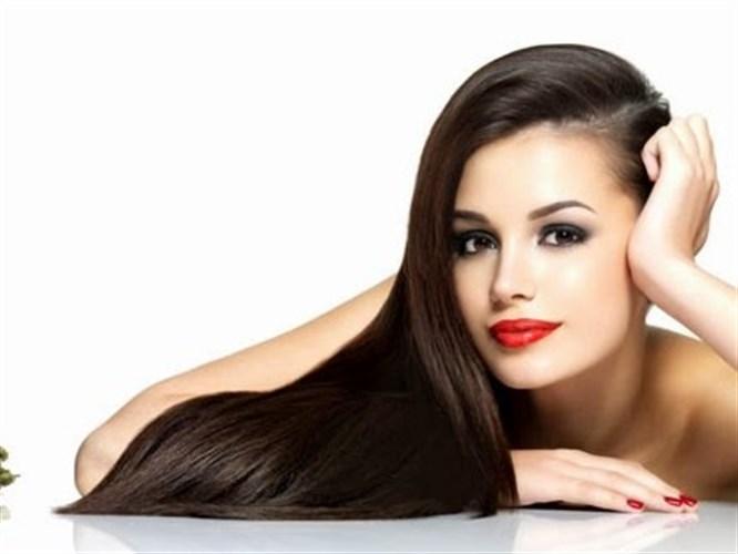 Saçınıza kınayla gelen ışıltı