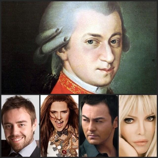 Mozart'la eller havaya