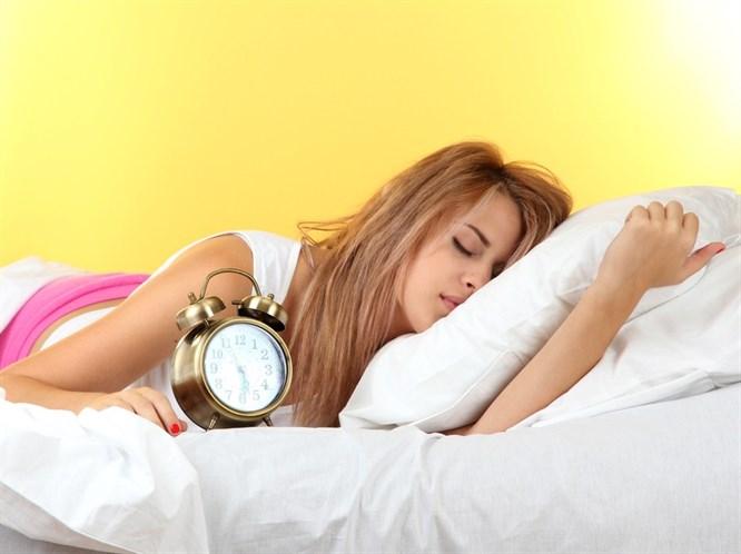Uykusuzluğun kadınlara etkisi!