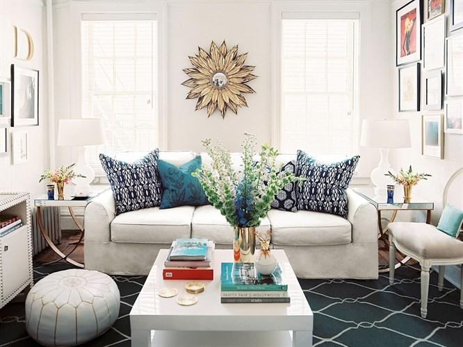 Küçük evler için dekorasyon önerileri