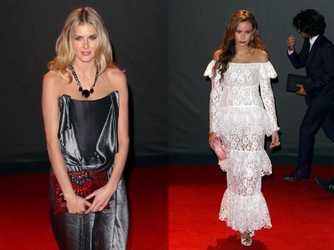 İngiliz Moda Ödüllerinden kareler!