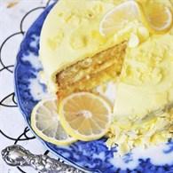 İlginç limonlu kek tarifi!