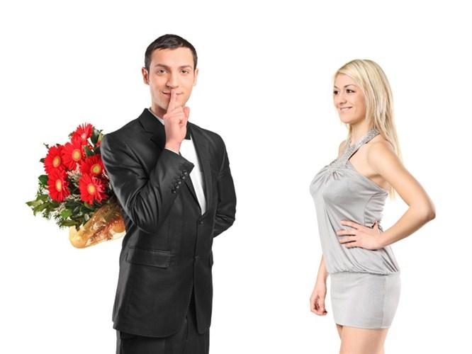 Erkeklerin evliliğe hazırım işareti!