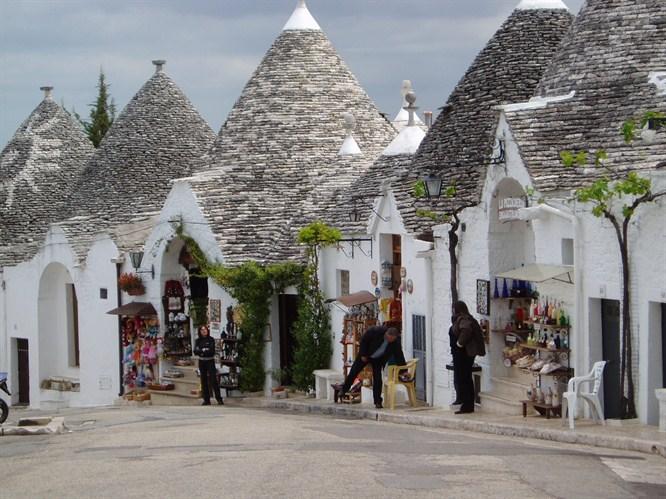 İlginç mimariye sahip yerler!