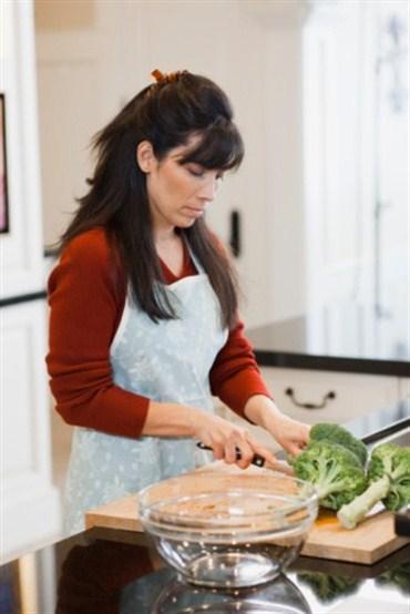 yemek hazırlamak