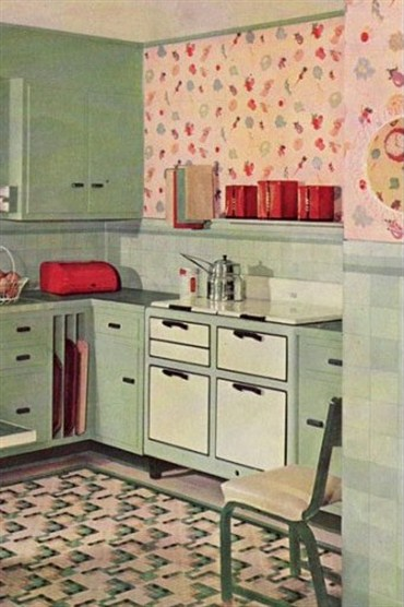 Mutfaklarınıza eskilerden bir esinti gelsin