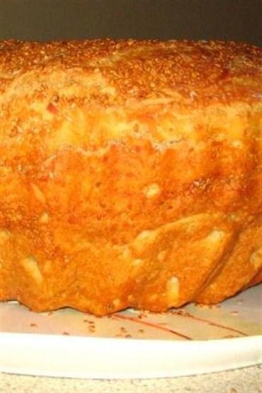 Nohutlu ekmek