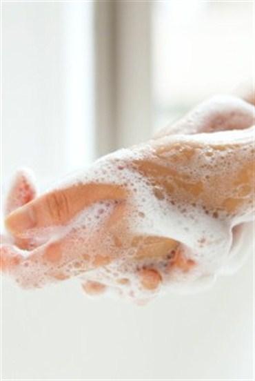 El yıkamak ruhu da temizliyor!