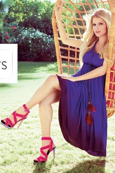 Jessica Simpson ayakkabılar