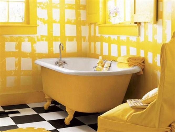 Evinizde sarı trendi