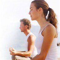 Yogayla mutlu evlilik!
