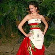İkonik Cannes elbiseleri