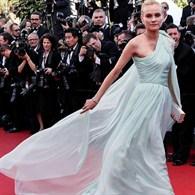 Cannes Film Festivali'nden kırmızı halı fotoğrafları
