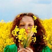 Sarı tozlardan gelen güzellik