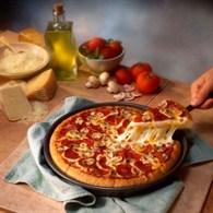 Evde pizza yapmanın keyfi