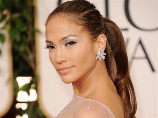 Jennifer Lopez'in makyaj sırları
