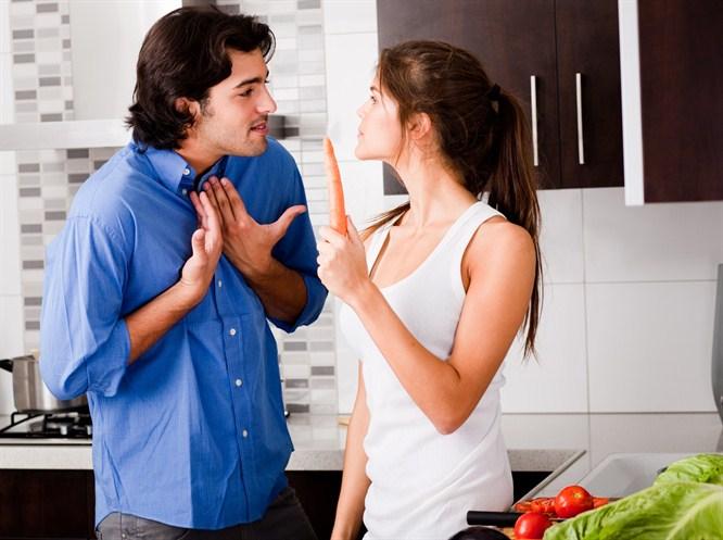 Kadın ve erkek neden kavga eder?