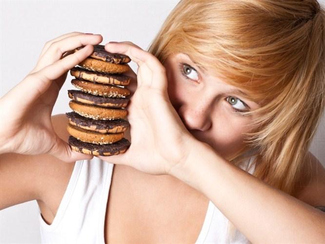 Regl döneminde kilo almayın!