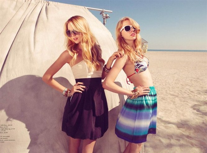 Yaz sıcakları için stil ipuçları