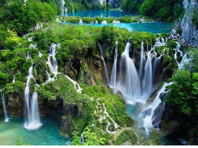 Dünyanın en muhteşem su manzaraları!
