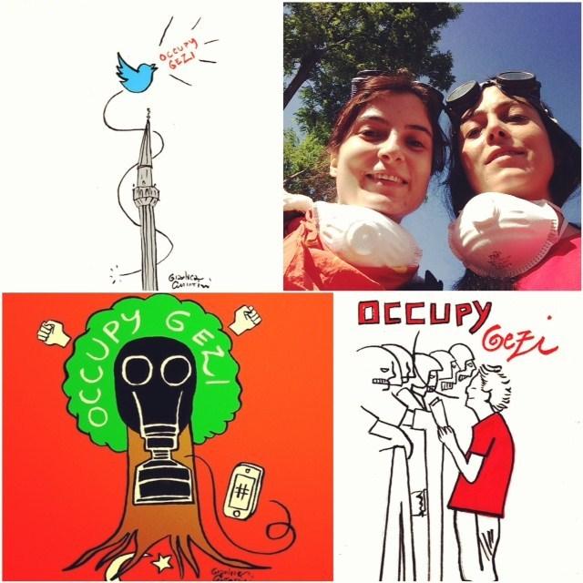 Arzu Çağlan'la #direngezi ve Sanatçılar...
