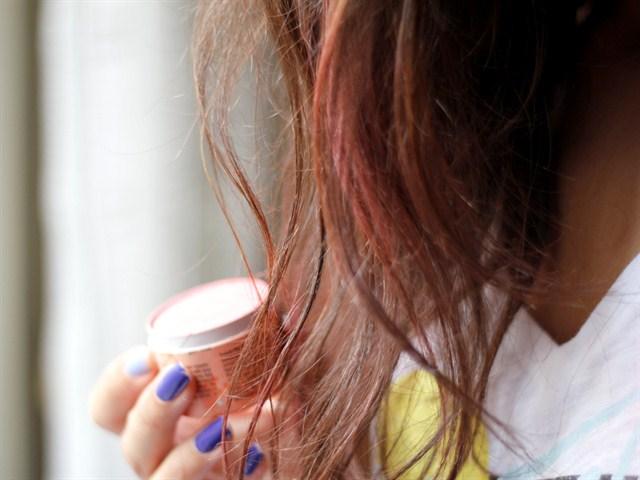 Güzellik: Renkli saç pudrası