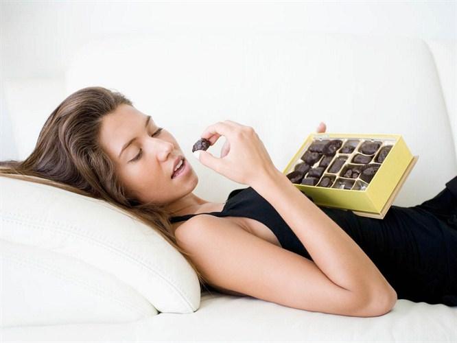 Çikolata yemek için sebeplerimiz var!