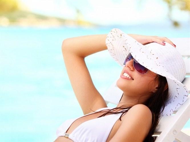 Güneş lekeleri kadınları seviyor!