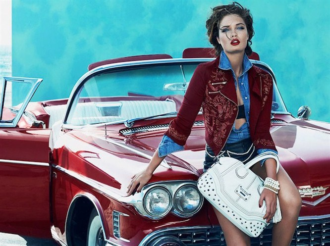 Guess Jeans Defilesi
