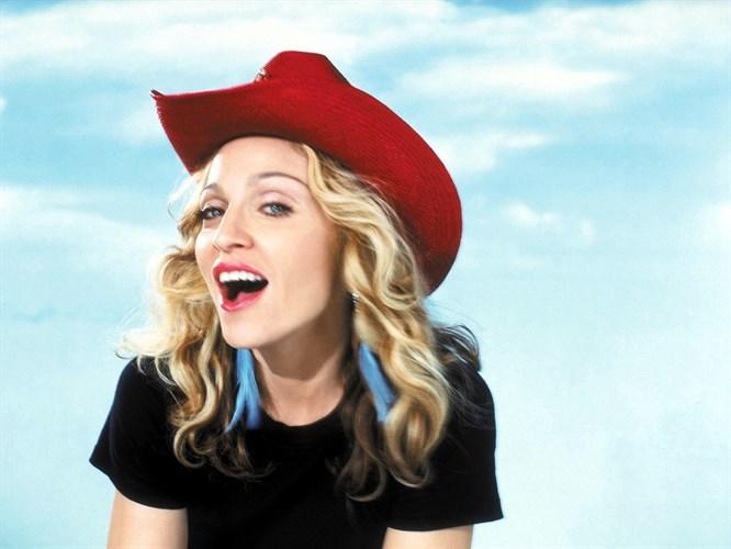 Madonna'dan Obama'ya şok!