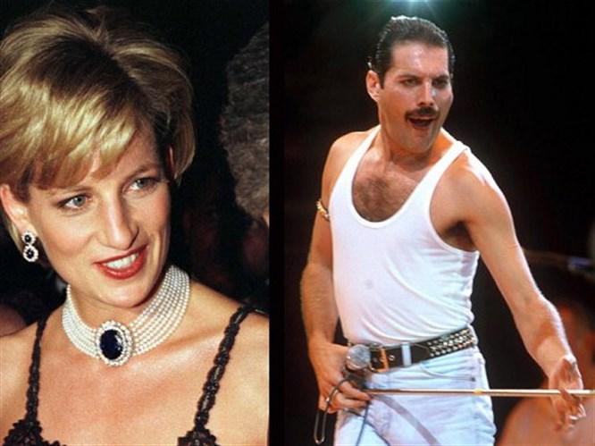 Freddie ile Diana'nın 30 yıllık sırrı