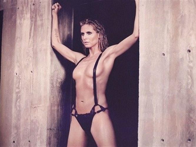 Heidi Klum Dansı