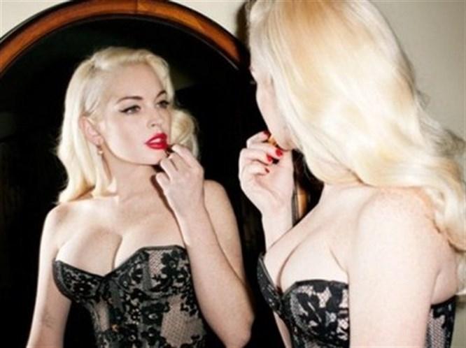 Marilyn Monroe ruhuna girdi