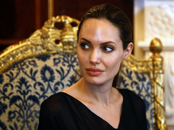 Angelina'dan hastalık açıklaması