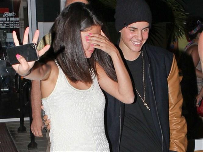 Justin'le Selena alkollü yakalanınca...