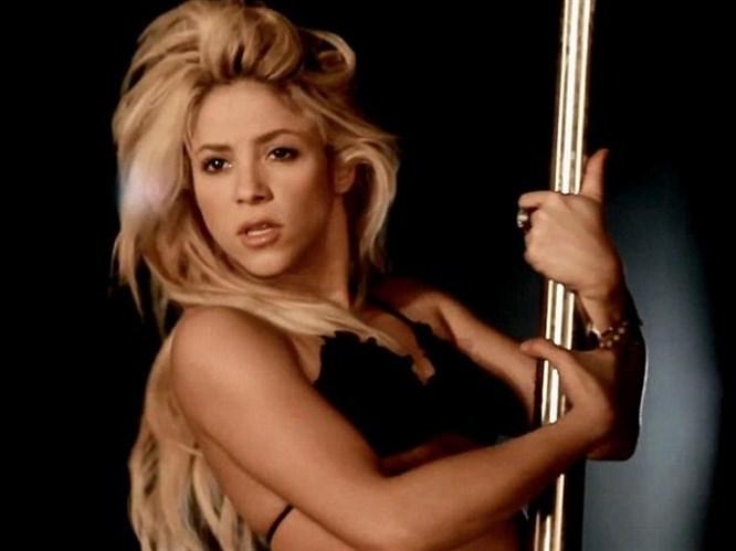 İşte Shakira'nın Sanchez'le seksi dansı