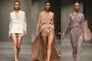 İstanbul Moda Haftası Özgür Mansur Defilesi