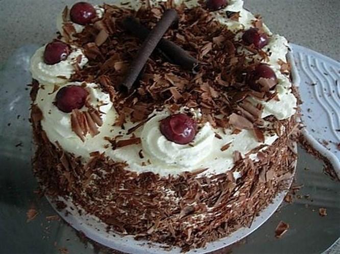 Karaorman pastası!
