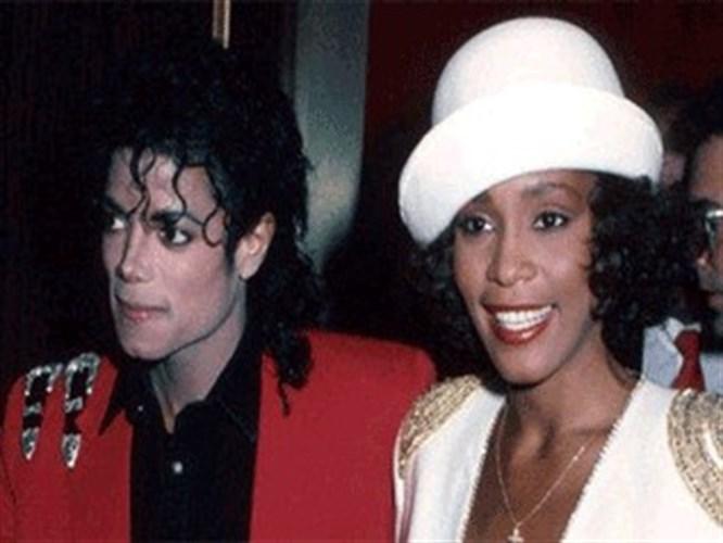 Michael ve Whitney yatmış!