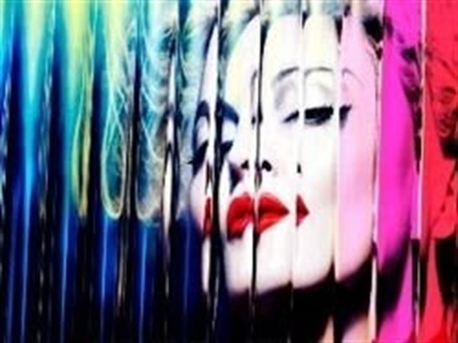 Madonna'nın yeni şarkısı (VİDEO)