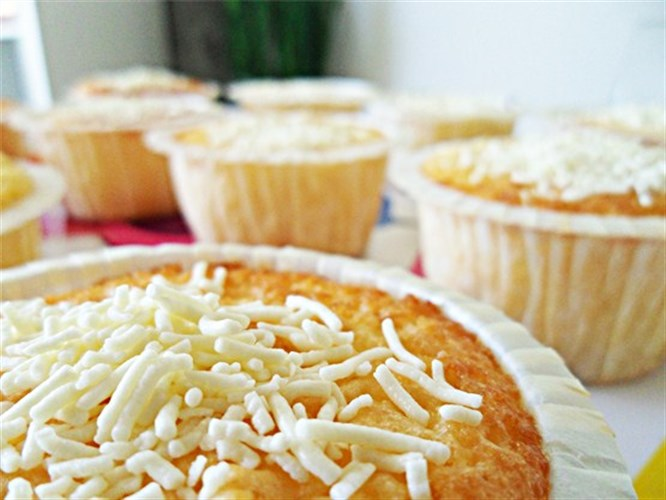 Limonlu cupcake tarifi