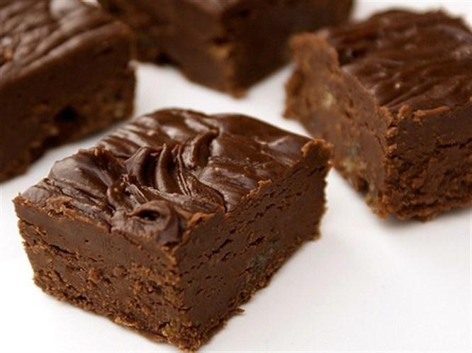 Çikolatalı yumuşak şekerleme