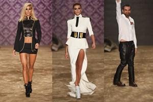 İstanbul Moda Haftası Hakan Akkaya Defilesi
